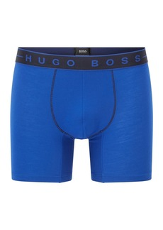Hugo Boss Solid Boxer Briefs