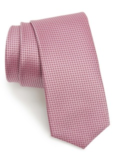 Hugo Boss Solid Silk Tie