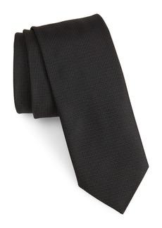 Hugo Boss SOSS Solid Silk Tie