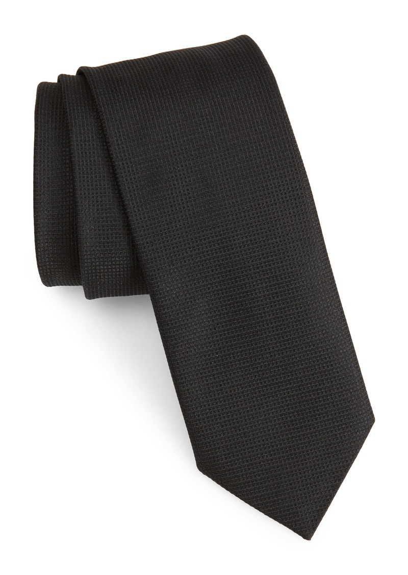 Hugo Boss SOSS Solid Silk Tie
