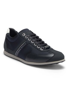 Hugo Boss Space Low Top Mix Media Sneaker