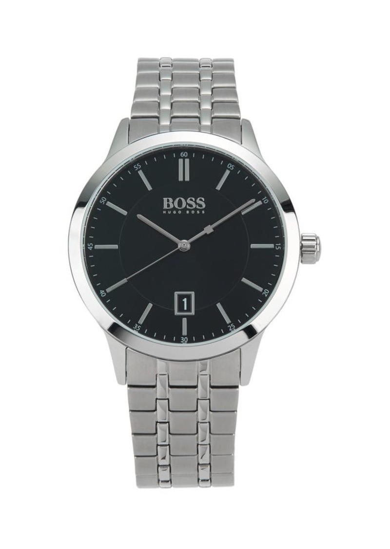 Hugo Boss Stainless Steel Bracelet Watch