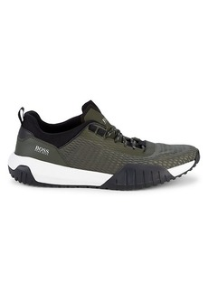Hugo Boss Storm Running Mesh Sneakers