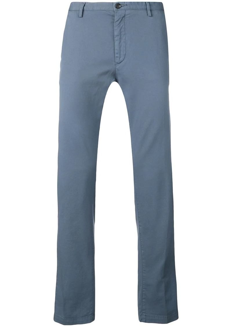 Hugo Boss straight leg trousers