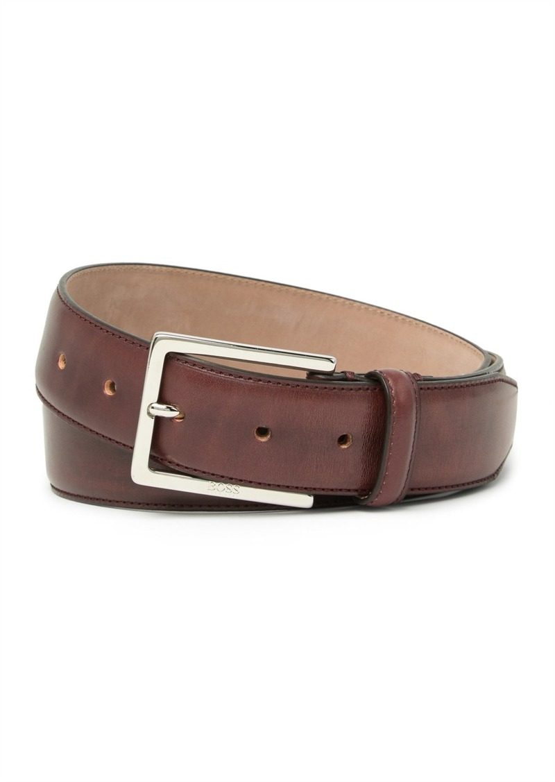 Hugo Boss T-Luvens Leather Belt