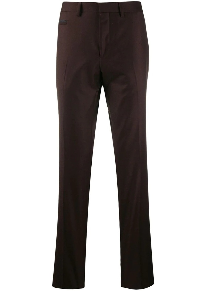Hugo Boss tailored straight-leg trousers