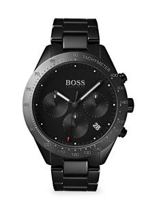 Hugo Boss Talent Black Ceramic & Ionic Plated Black Stainless Steel Bracelet Watch