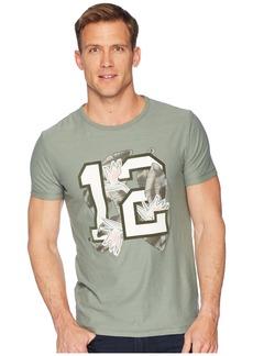 Hugo Boss Team Banana Leaf Paradise T-Shirt
