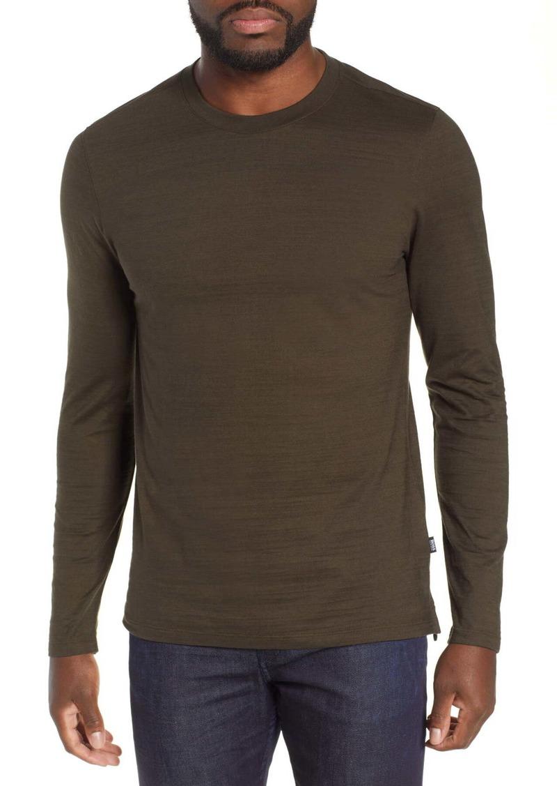 Hugo Boss Tenison Regular Fit Crew Neck T-Shirt
