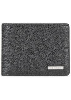 Hugo Boss textured wallet
