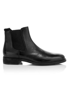 Hugo Boss Thermo Regulation Leather Chelsea Boots