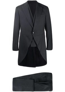 Hugo Boss three-piece dinner suit