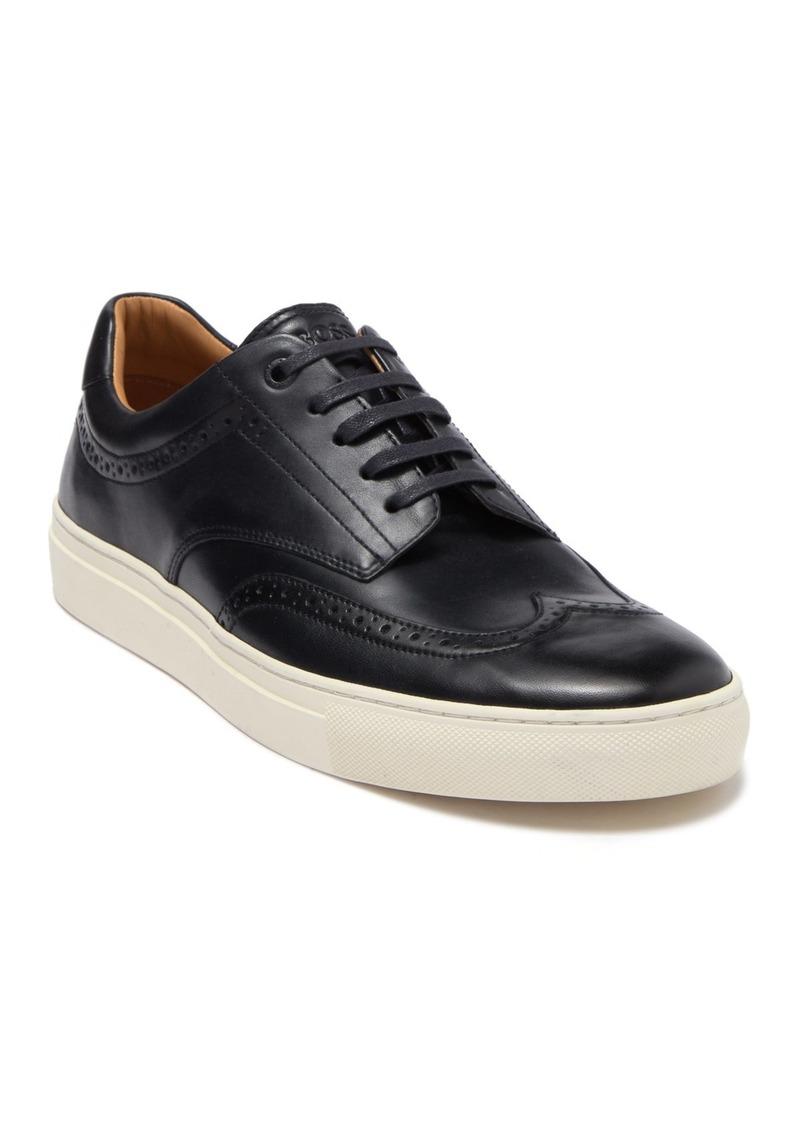 Hugo Boss Timeless Leather Derby Sneaker