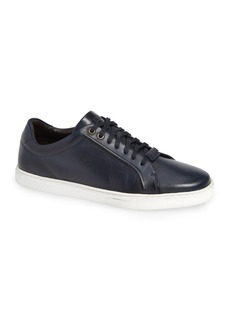 Hugo Boss Tribute Tennis Leather Sneaker