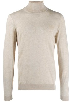 Hugo Boss turtleneck sweatshirt