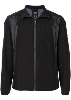 Hugo Boss two-tone technical jacket