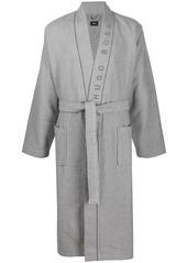 Hugo Boss waffle-structured robe