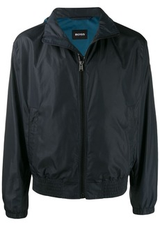 Hugo Boss waterproof zipped jacket
