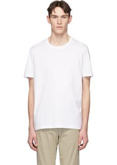 Hugo Boss White Tiburt 55 T-Shirt