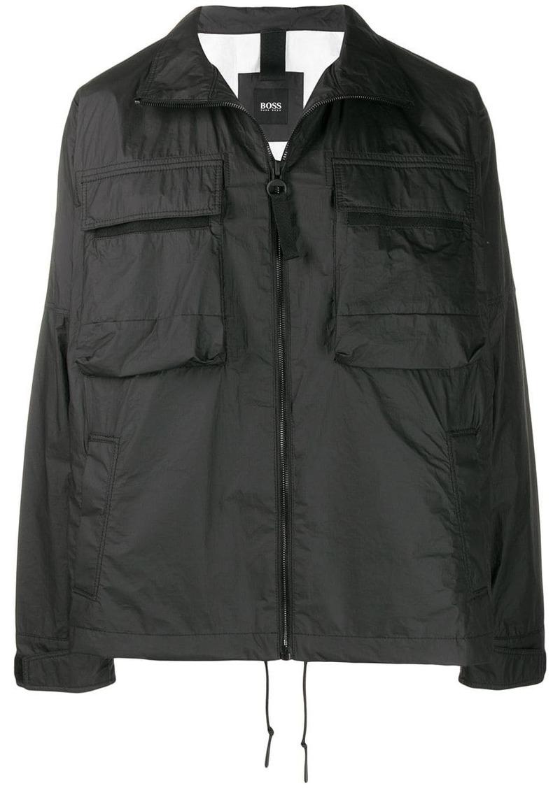 Hugo Boss wind-breaker jacket