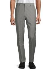 Hugo Boss Wool & Cotton-Blend Pants