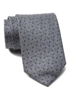 Hugo Boss Woven Pattern Tie