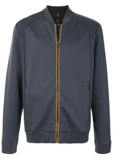 Hugo Boss zip-up cotton sweatshirt