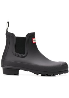 Hunter ankle length wellies