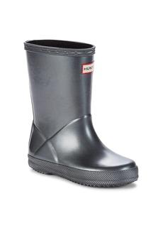 Hunter Baby's, Little Girl's & Girl's First Classic Rain Boots