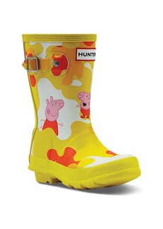 Baby's, Little Kid's & Kid's Hunter x Peppa Pig Camouflage Rainboots