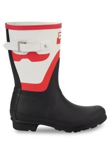 Hunter Classic Logo Rain Boots