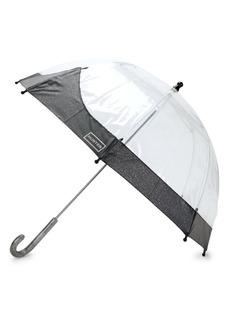 Hunter Glitter Trim Umbrella