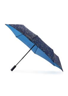 Hunter Glitter Constellation Automatic Compact Umbrella