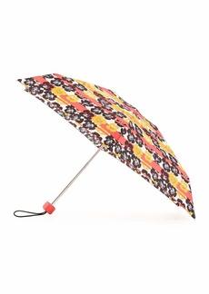 Hunter Original Floral & Stripe Mini Compact Umbrella