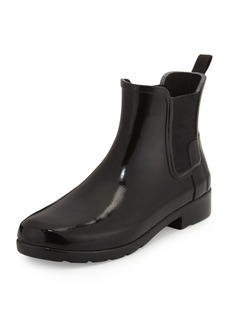 Hunter Original Refined Gloss Chelsea Rain Boot