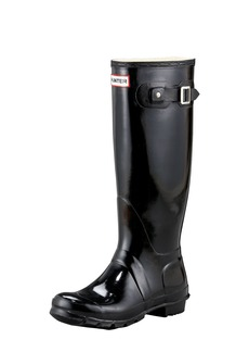 Hunter Original Tall Gloss Rain Boot