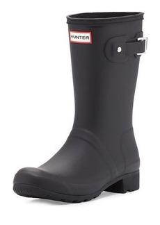 Hunter Boot Original Tour Matte Short Rain Boot