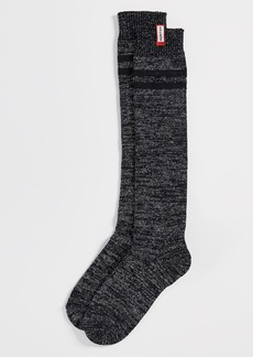 Hunter Boots Knitted Socks