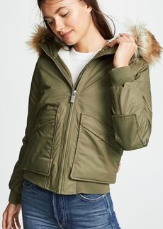 Hunter Boots Original Insulated Bomber Jacket
