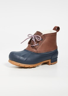Hunter Boots Original Pac Short Boots