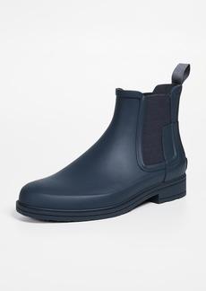 Hunter Boots Original Refined Rubber Chelsea Boots