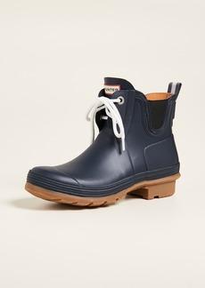 Hunter Boots Original Sissinghurst Lace Up Boots