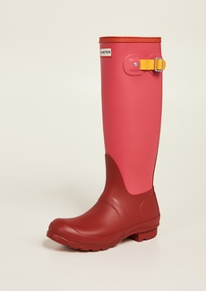 Hunter Boots Original Tall Colorblock Boots