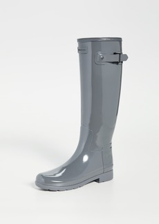 Hunter Boots Refined Tall Gloss Boots