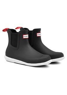 Hunter Calendar Sole Waterproof Chelsea Rain Boot (Men)