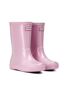 Hunter First Classic Nebula Waterproof Rain Boot (Walker, Toddler & Little Kid)