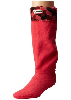Hunter Geometric Dazzle Boot Sock