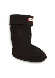 Hunter Baby's, Little Kid's & Kid's Fleece Welly Socks