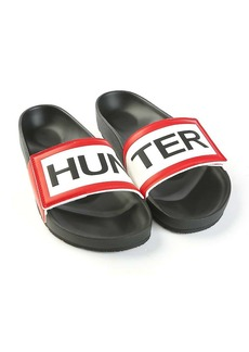 Hunter Men's Orginal Adjustable Logo Slide