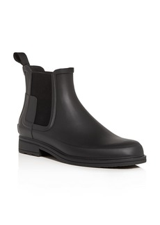 Hunter Men's Original Refined Chelsea Rain Boots